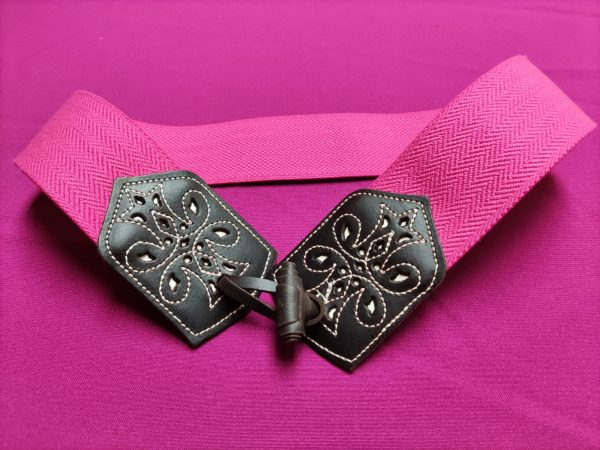 Campero Flamenco Leather Belts